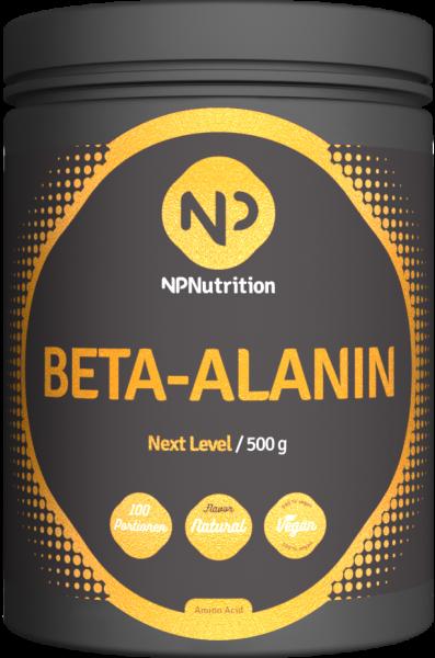 NP Nutrition Beta-Alanin, 500g