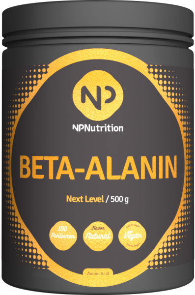 NP Nutrition Beta-Alanin, 500g