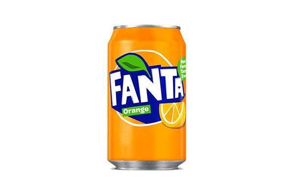 Coca Cola Fanta, 330 ml
