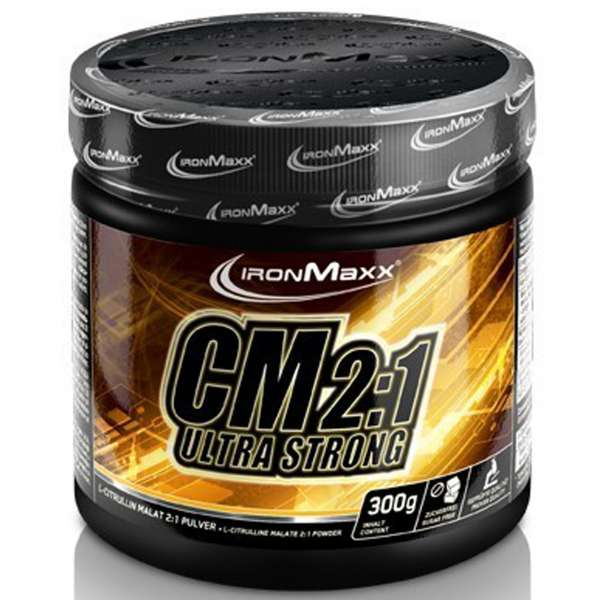 IronMaxx CM 2:1 Ultra Strong, 300g