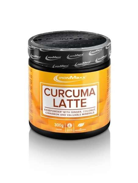 IronMaxx Curcuma Latte Dose, 300g