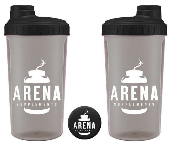 Arena Supplements Protein Shaker, 700ml