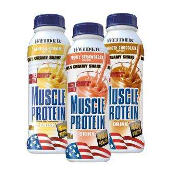 WeiderMuscle Protein Drink, 500ml