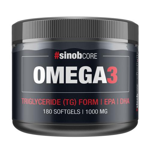 Blackline 2.0 Sinob Omega 3, 180 Softgels
