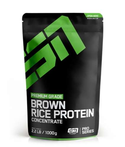 ESN Brown Rice Protein Concentrate, 1000g