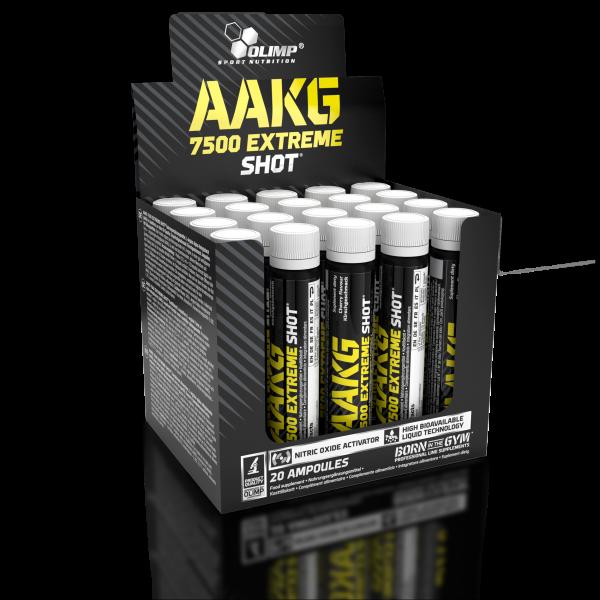 Olimp AAKG 7500 Extreme Shot, 25ml