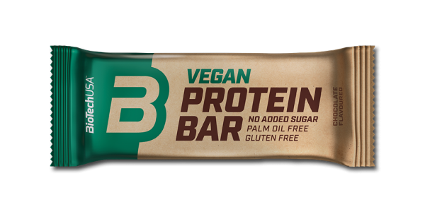 Biotech USA Vegan Protein Bar, 50g