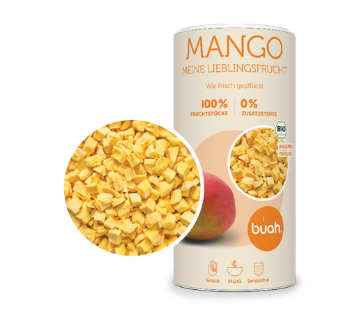 buah BIO Mango Pur, 180g