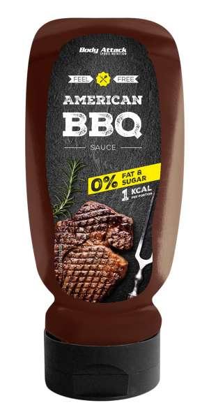 Body Attack American BBQ,320 ml