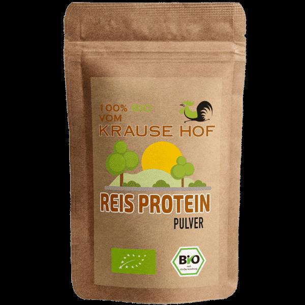 Krause Hof Bio Reis Protein, 1000g