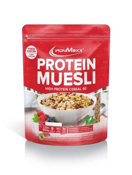IronMaxx Protein Müsli, 550g
