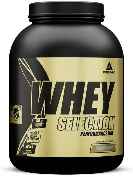 Peak Whey Selection, 1800g