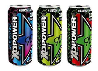 Rockstar XD Energy Drink, 500ml
