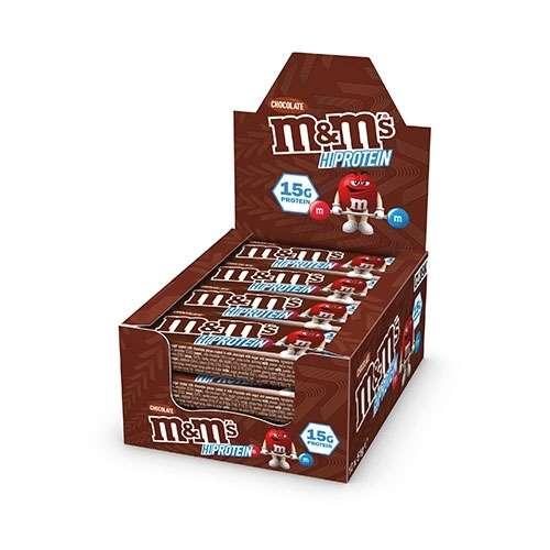 Mars M&M´s Hi Protein Bar 12x51g