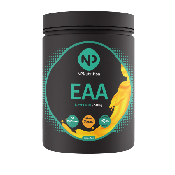 NP Nutrition EAA Next Level, 500g