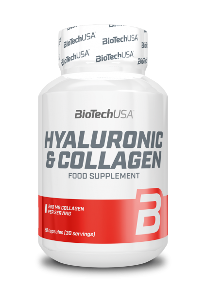 Hyaluronic & Collagen, 22,4g