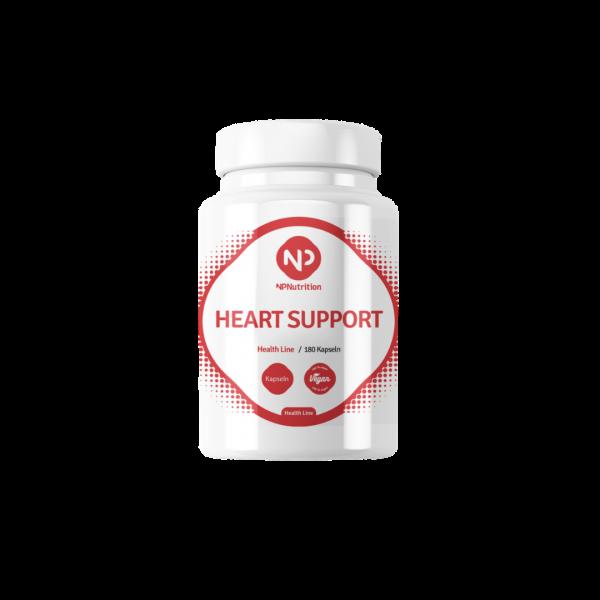 NP Nutrition Heart Support, 180 Kapseln