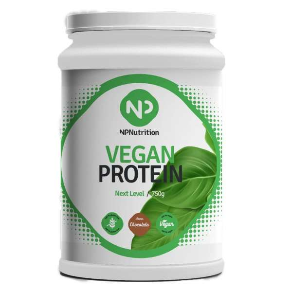NP Nutrition Vegan Protein Next Level, 750g