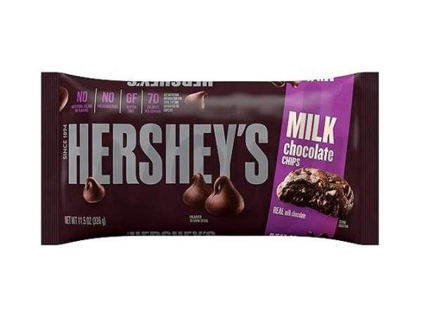 Hershey´s Milk Chocolate Baking Chips, 326g