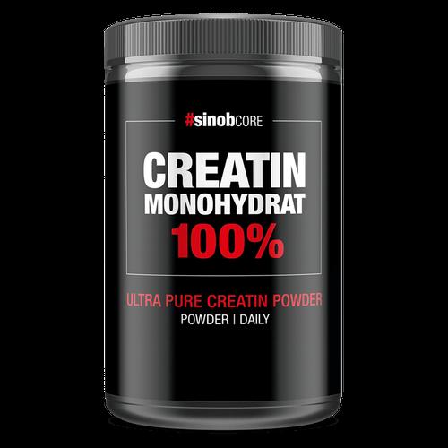 BLACKLINE 2.0 SINOB Creatin Monohydrat 100%, 500 g