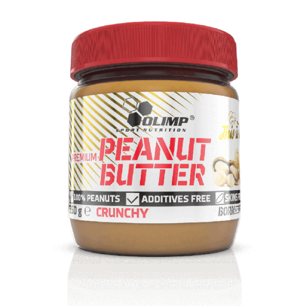 Olimp Peanut Butter, 350g