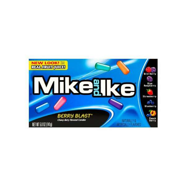 Mike and Ike Berry Blast, 141g