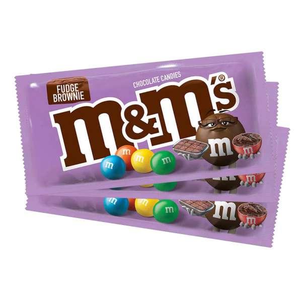 Mars M&M´s Fudge Brownie 40g
