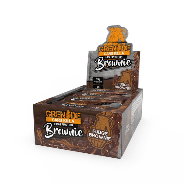 Grenade Carb Killa Brownie, 60g