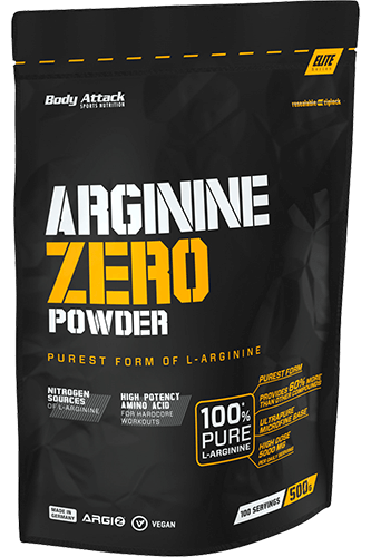 Body Attack Arginine Zero Powder