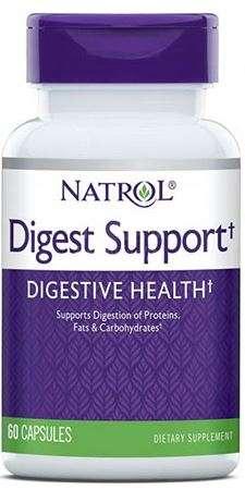 Natrol Digest Suppoert Digestive Health, 60 Kapseln