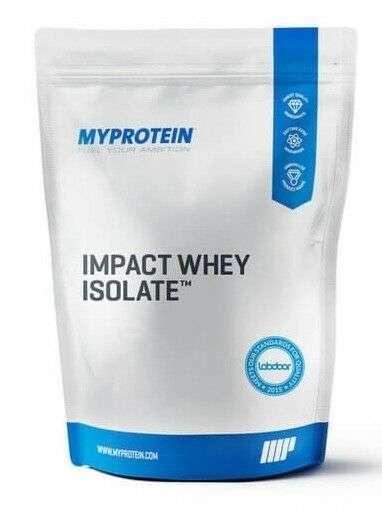 Myprotein Impact Whey Isolate, 1000g