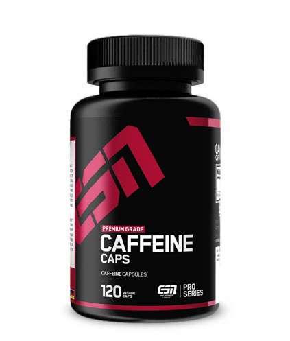 ESN Caffeine Caps, 120 Kapseln