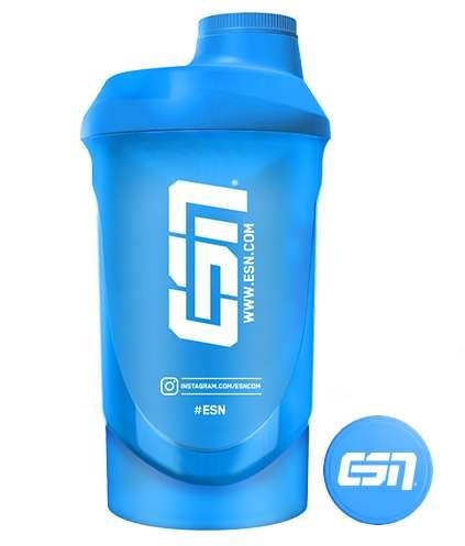 ESN Shaker Blue Transparent, 1 Stück