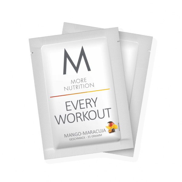 More Nutrition Every Workout (Probe), 35g