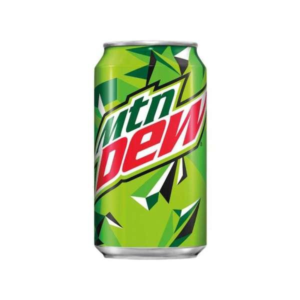 Mountain Dew Original, 330 ml
