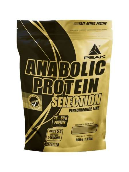 Peak Anabolic Protein Selection, 1000g
