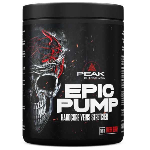 Peak Epic Pump Booster, 500g