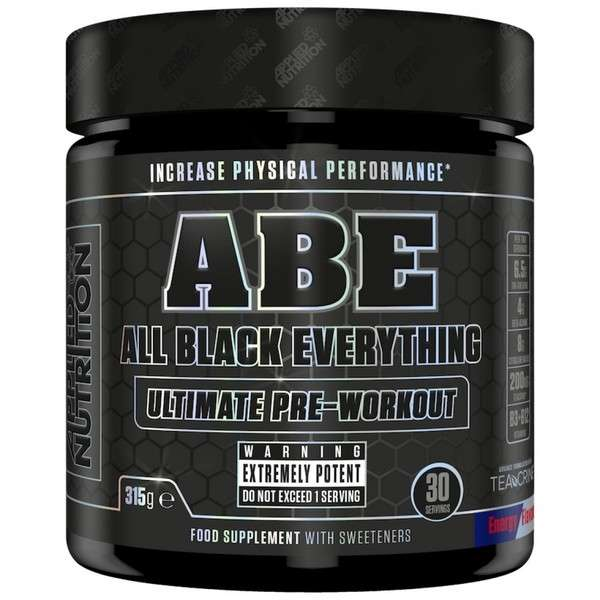 Applied Nutrition ABE Ultimate Pre-Workout, 315g