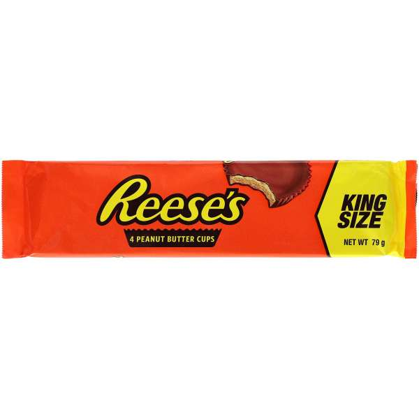 Reese's Peanut Butter Cups Minis King Size, 79g