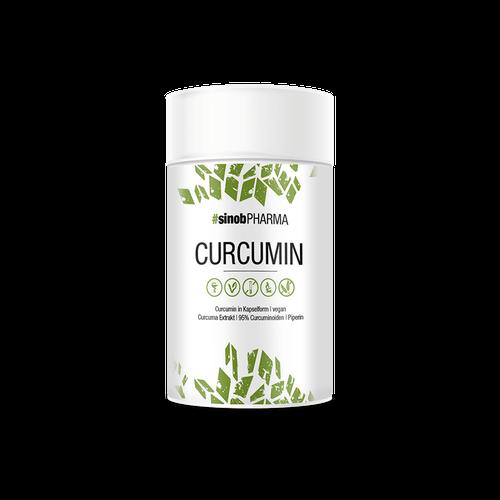 Blackline 2.0 Sinob Curcumin 95%, 60 Vegane Kapseln