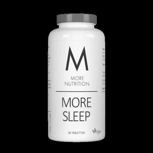 More Nutrition More Sleep V3, 60 Tabletten