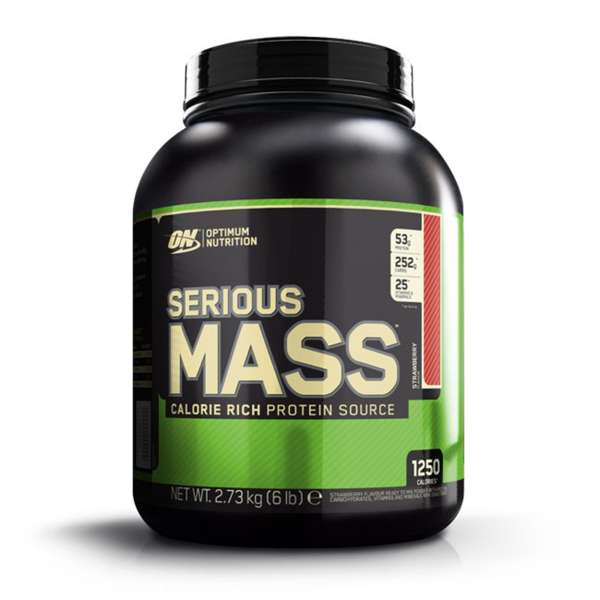 Optimum Nutrition Serious Mass, 2730g
