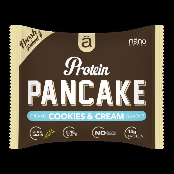 Ä Nano Supps Protein Pancake, 45g MHD 11.12.21