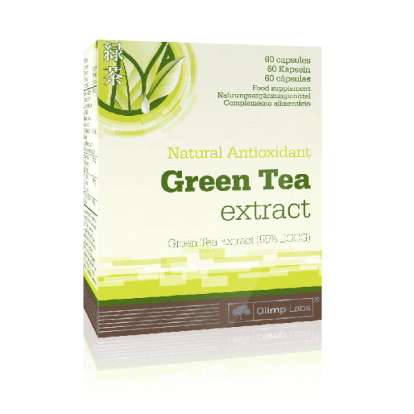 Olimp Green Tea Extract, 60 Kapseln