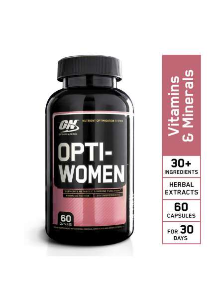 Optimum Nutrition Opti Women, 60 Kapseln