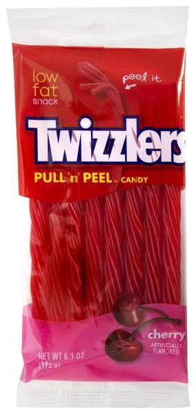 Hershey´s Twizzler Cherry,172g