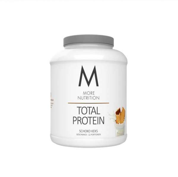 More Nutrition Total Protein, 600g