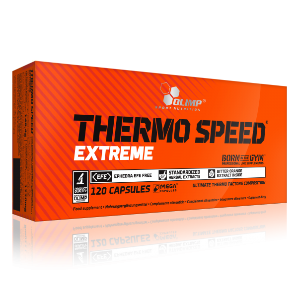 Olimp Thermo Speed Extreme, 120 Kapseln