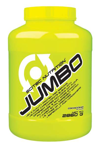 Scitec Nutrition Jumbo, 4400g