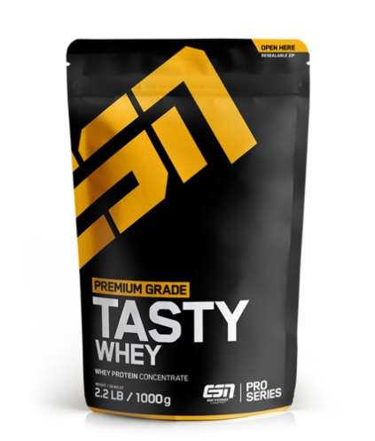 ESN Tasty Whey, 1000g